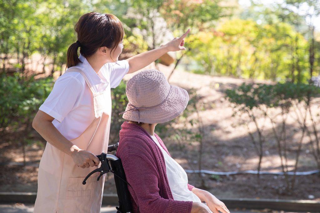 老人介助、高齢者支援サービス